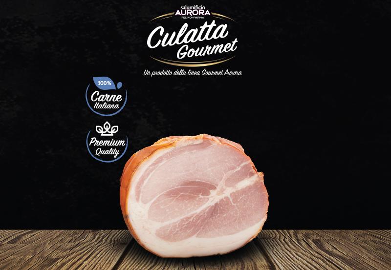 Nuovo Prodotto: Culatta Gourmet Aurora